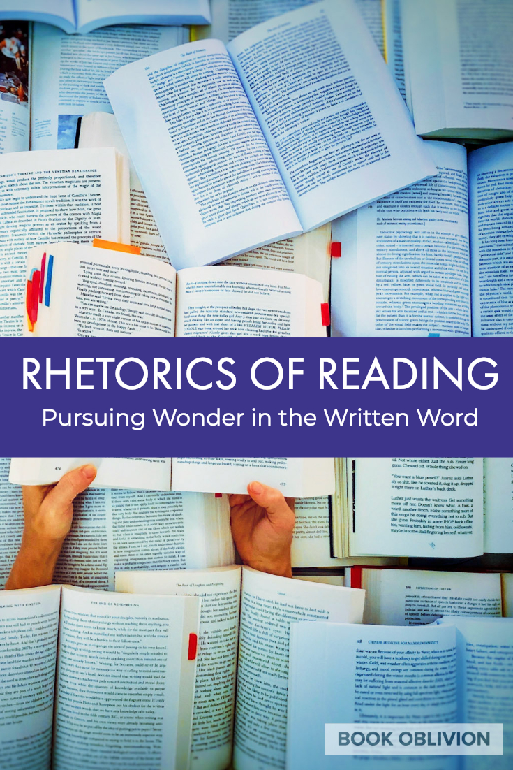 The Rhetorics of Reading With Wonder