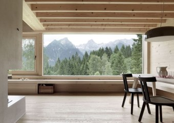 House in Tschengla, Austria by Innauer-Matt Architekten