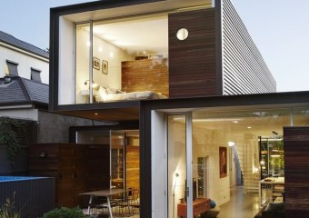 THAT House, Melbourne, Australia by Austin Maynard Architects
