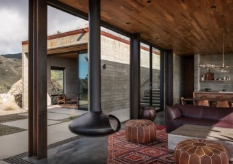 Santa Barbara House by Anacapa Architecture, Willson Design and Jessica Helgerson Interior Design