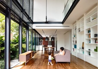 Faber Terrace, Singapore by HYLA Architects