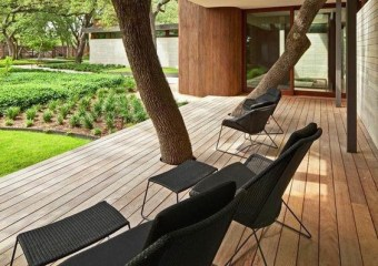 Lakeview Residence, Austin, Texas by Alterstudio Architecture
