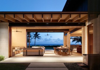 Hale Nukumoi, Kauai, Hawaii by Walker Warner Architects & Stone Interiors