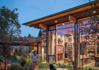 The City Cabin, Seattle ,WA by Olson Kundig
