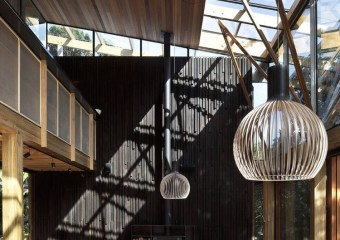 Under Pohutukawa House, Auckland, New Zealand by Herbst Architects