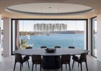 Peninsula House, Sydney by Hare + Klein