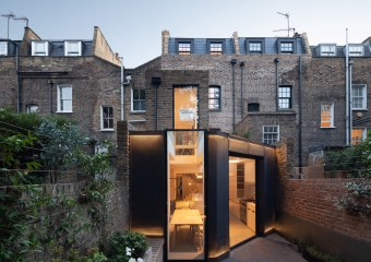 Signal House, London by Fraher Architects