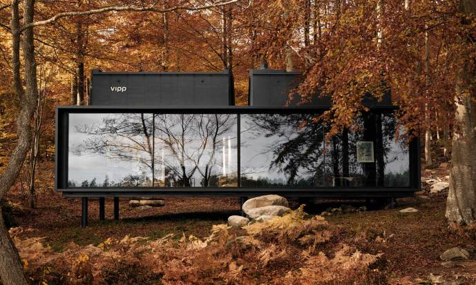 The VIPP Shelter by VIPP