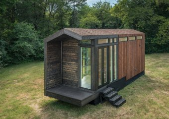 The Orchid by New Frontier Tiny Homes