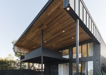 Lanham House, Brisbane, Australia by Big House Little House