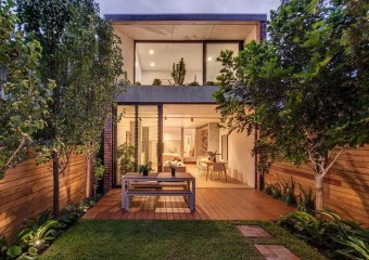 Balmain Semi House, Sydney by CO-AP Architects