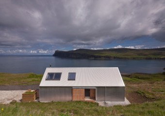 Tinhouse, Isle of Skye, Scotland by Rural Design