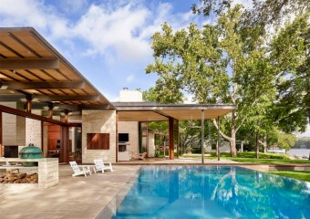 Lake Austin Residence, Texas by A Parallel Architecture
