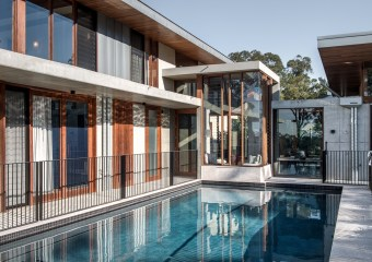 The Nest, Bardon, Brisbane by Shaun Lockyer Architects