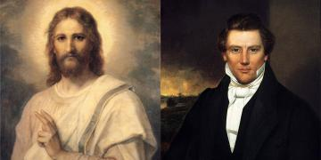 Day 1 Joseph Smith and Jesus Christ