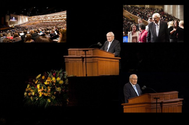 Elder L. Tom Perry, BYU Devotional