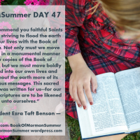 """""""#BOMSummer DAY 47, Alma 34-36: """"Flood the Earth and Your Lives"""""""