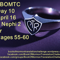"""#BOMTC Day 10, April 16~2 Nephi 2 or Pages 55-60: """"It's My Vote That Counts""""--Agency and Accountability"""