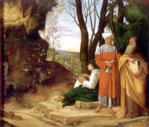 Three Philosophers