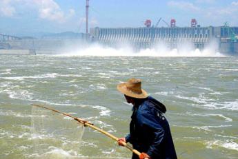 3 Gorges Dam - China