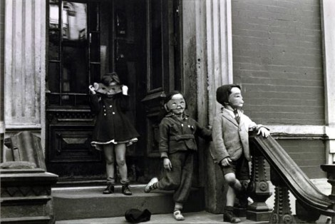 New York, Helen Levitt , c. 1942
