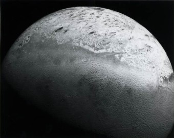 Photomosaic of Triton