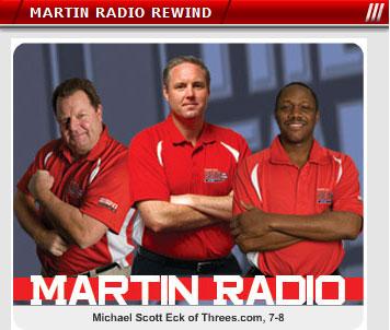 Martin Radio interview