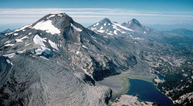Three Sisters volcano