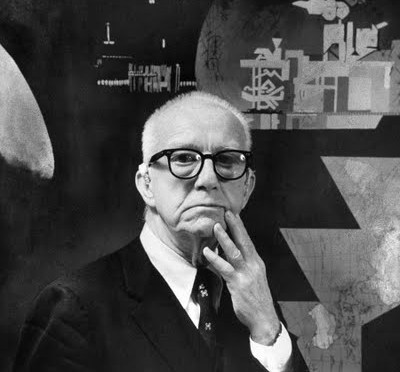 Buckminster Fuller – Building Blocks of the Universe