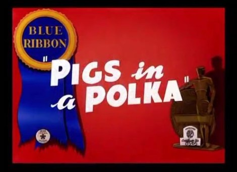 Looney Tunes - Pigs in a Polka 1943 thumbnail