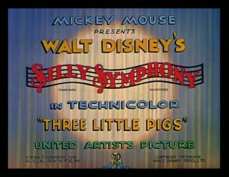Silly Symphony - The Three Little Pigs thumbnail