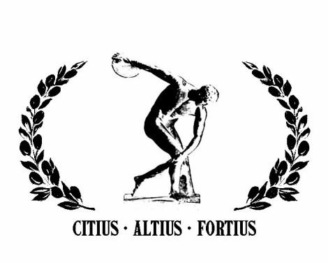 Citius, Altius, Fortius