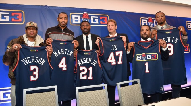 Big 3 Basketball