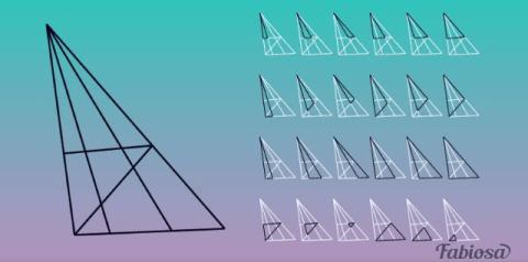 24 triangles