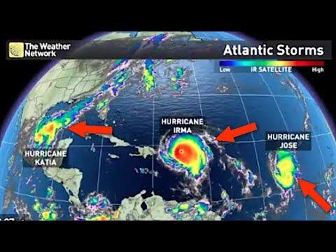 Hurricane season hasn't peaked yet. Here's what to expect