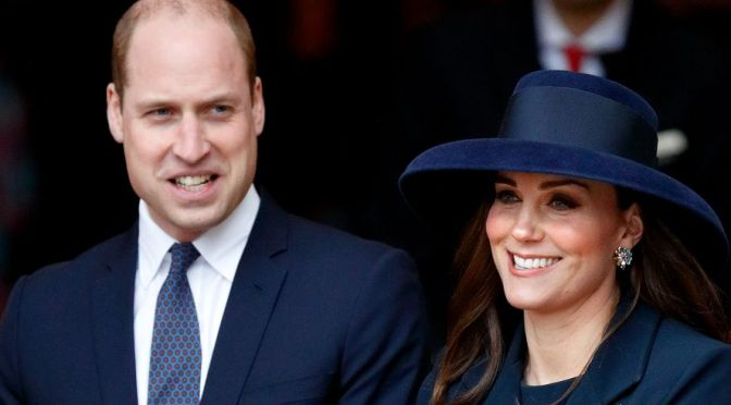 Prince William and Kate Middleton's Third Child Will Not Have a Last Name