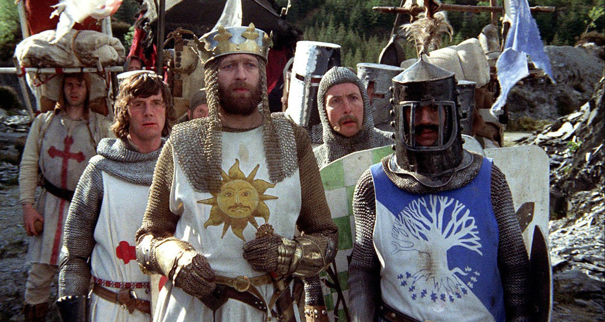 Monty Python and the Holy Grail – Bridge – Three Questions