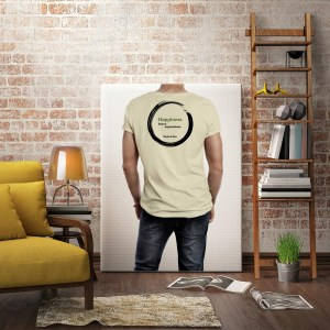 Inspirational T-Shirt About Happiness Quote