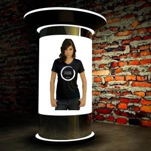 Inspirational Zen T-Shirt with Body Saying