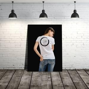 Inspirational Zen T-Shirt About True Love