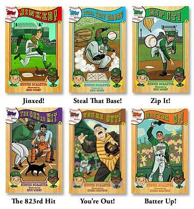 Topps League Books