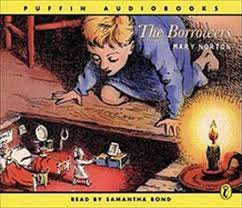 The Borrowers audio book Bookology Magazine
