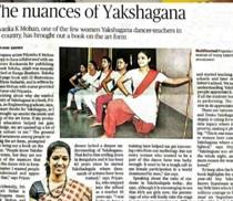 The Hindu talks of Bookosmia's Yaksha