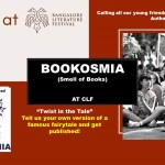 Bookosmia's book Yaksha experience at the Bangalore Lit Fest in Nov '19