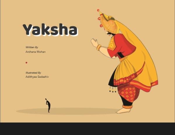 Yaksha Children's Books by Bookosmia
