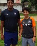 Sara enjoys an exclusive interview with Kushwaha Sir, Poonam Yadav's coach ahead of the World T20 final
