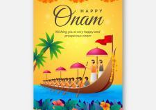 Happy Onam! – Poem
