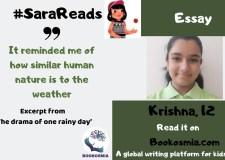 The Drama of One Rainy Day- Read Story With Sara