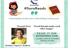 Good friends make each other happy- Read Story with Sara
