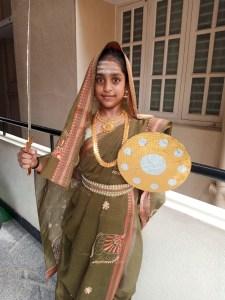Read with Sara stories for kids by kids SHASHWATHI. V Bangalore Bookosmia
